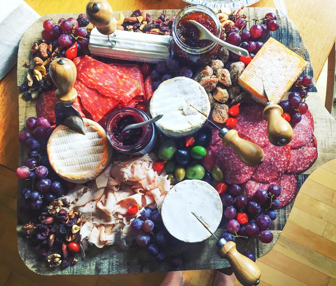 edmonton blog saputo cheese board