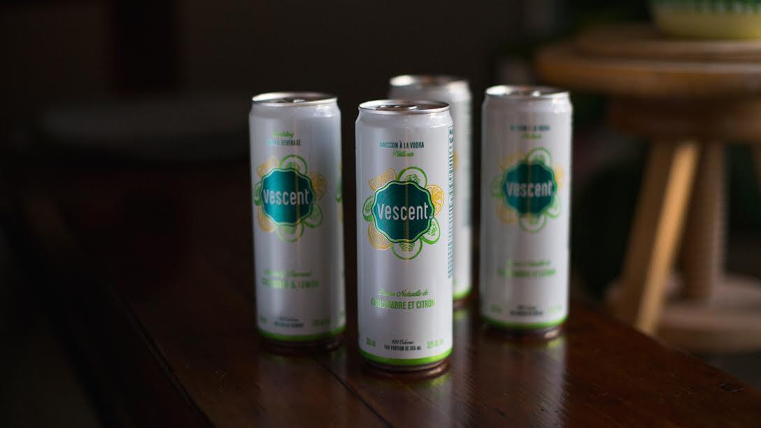 yeg vescent vodka seltzer review