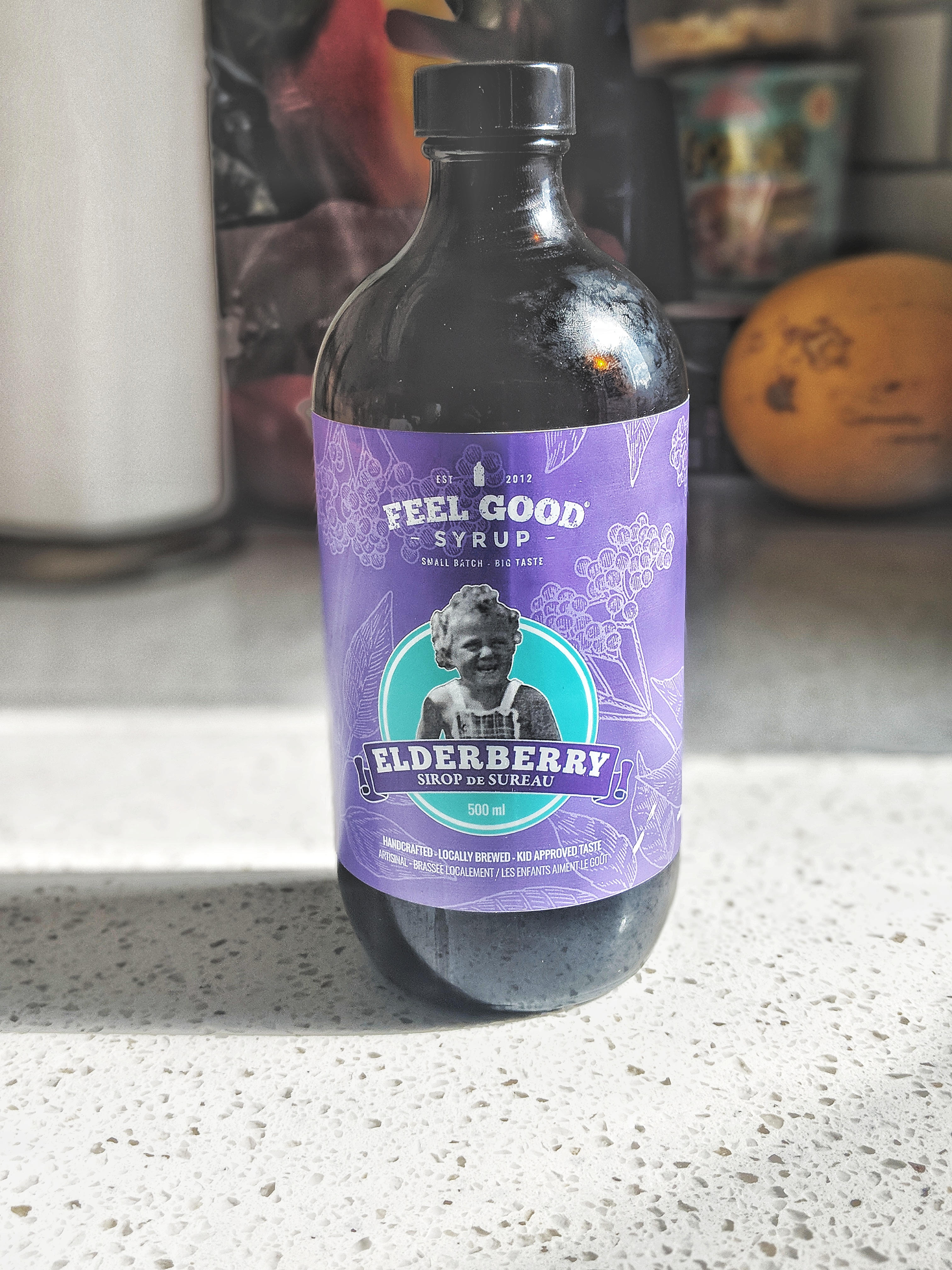 edmonton syrup feel good elderberry