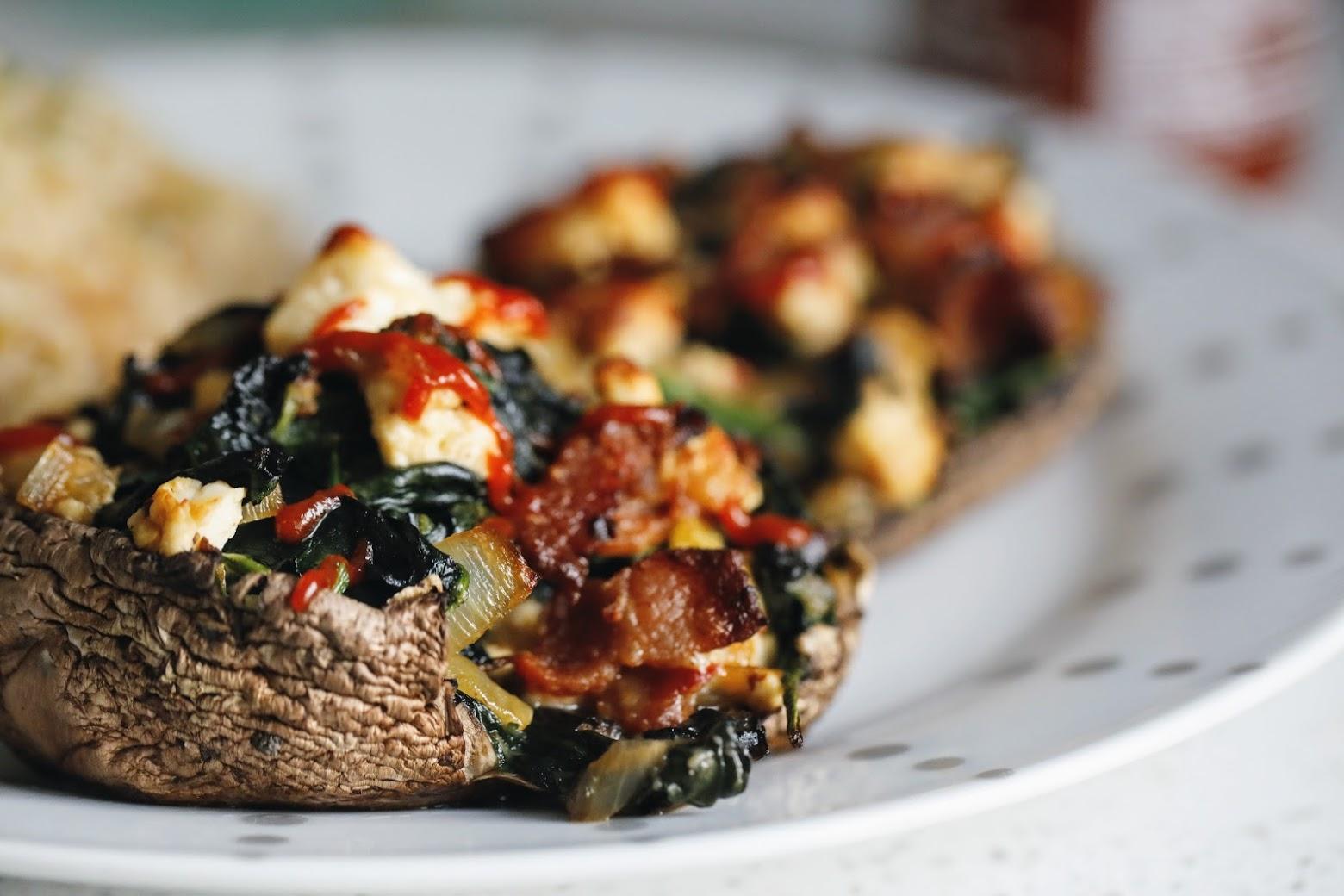 yeg edmonton stuffed mushroom recipe eating