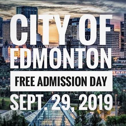 yeg events free admission downtown