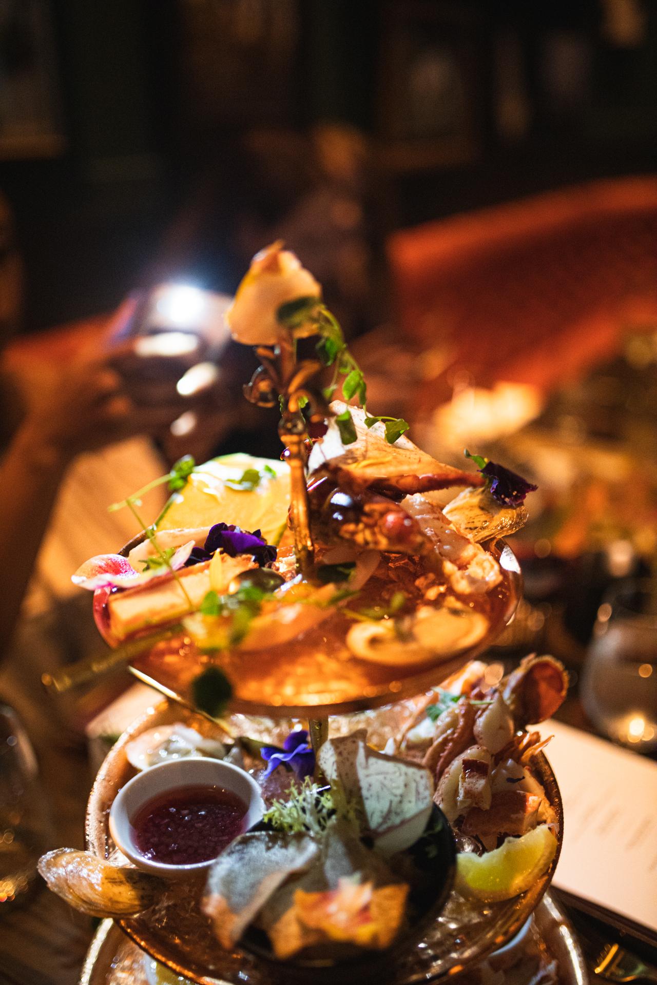 yeg edmonton hotel marriott food review downtown
