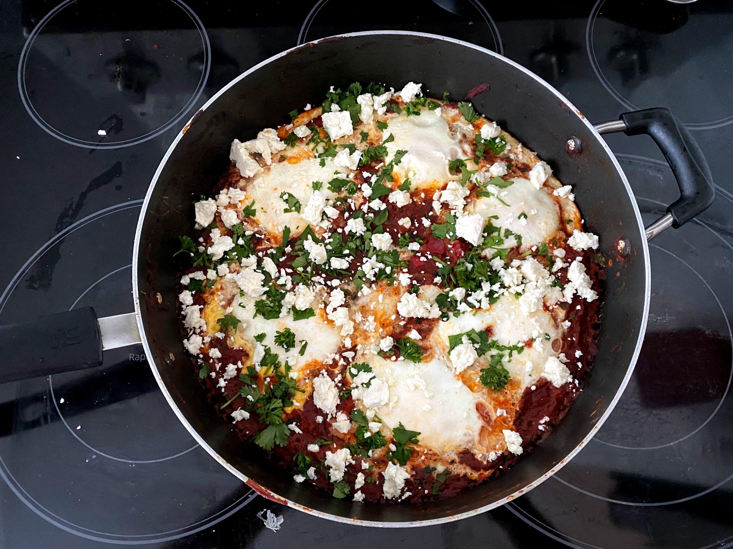 shakshuka edmonton yeg eggs recipes