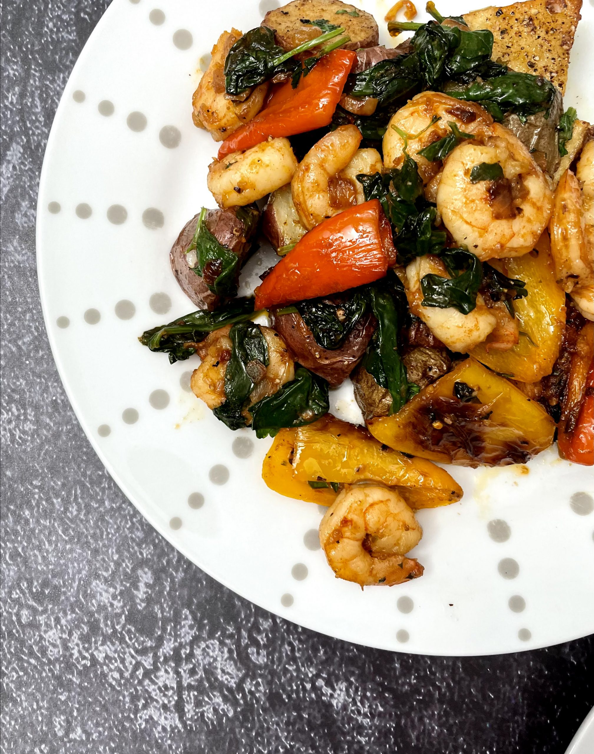 yeg cooking piri shrimp recipe