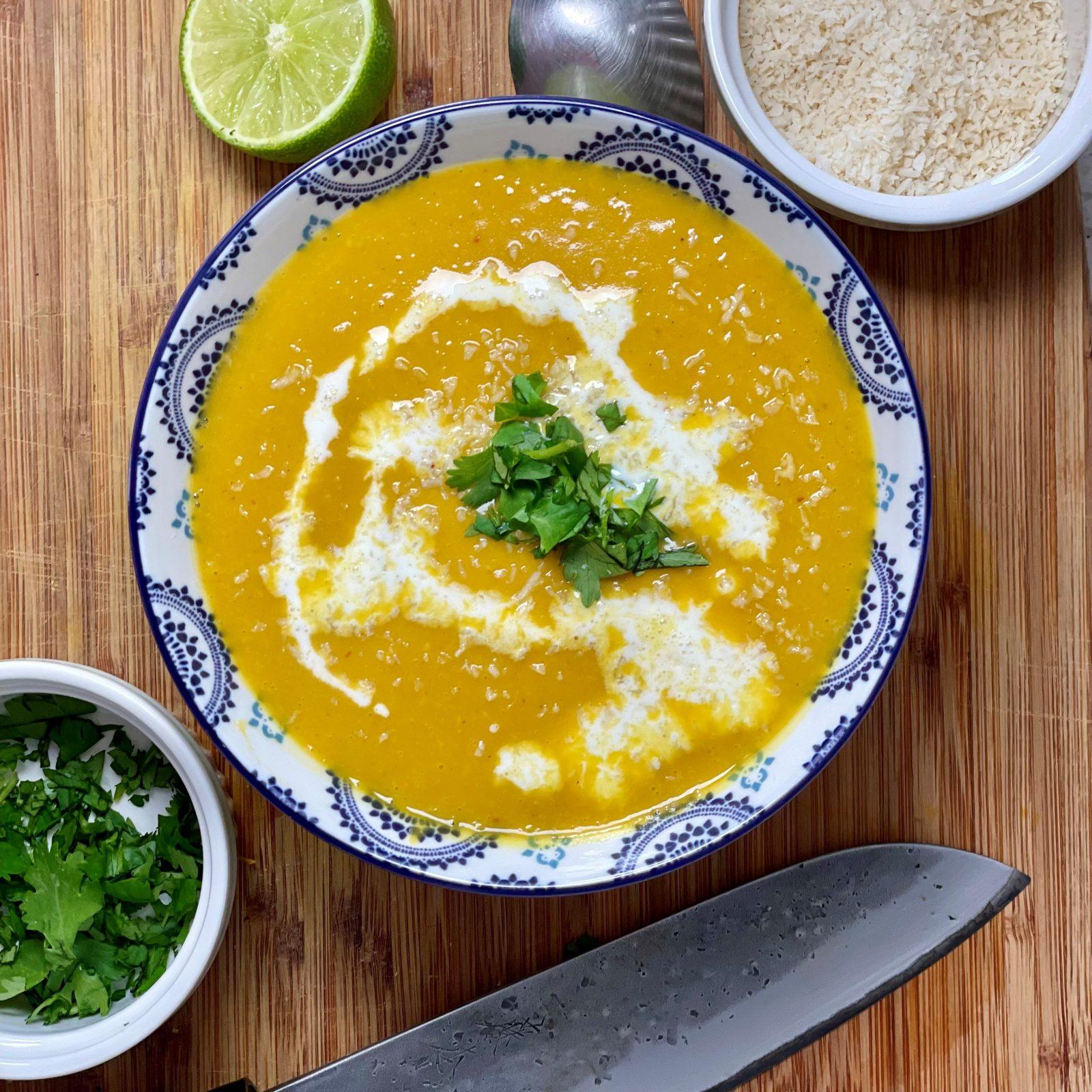 yeg edmonton recipe soup butternut squash creamy